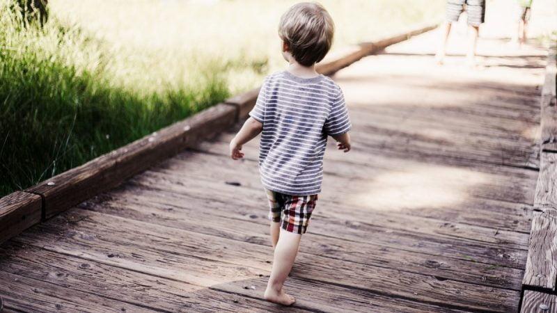 教養難題,用堅定步調面對幼兒叛逆期